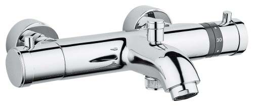 click on Thermostatic Shower Valve image to enlarge