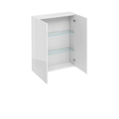 click on Double Door Wall Unit image to enlarge