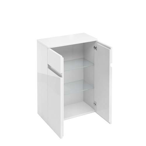 click on Double Door Base Unit image to enlarge