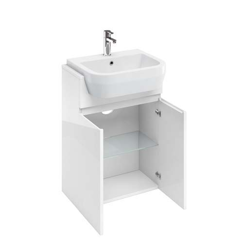 click on Double Door Washbasin Unit image to enlarge