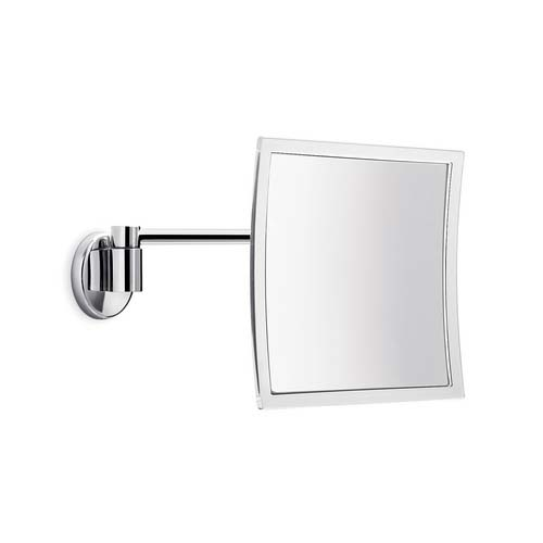 click on Magnifying Mirror - Square clear framed and jointed arm image to enlarge