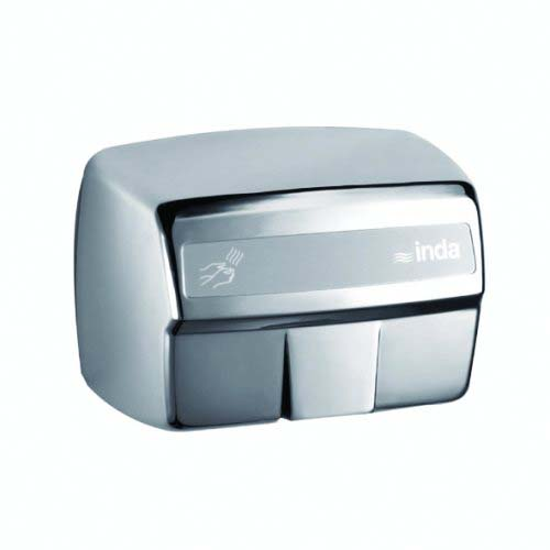 click on Automatic Hand Dryer image to enlarge