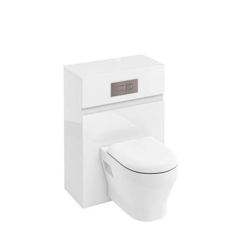 click on WC Unit with Flush Plate for Back to Wall WC image to enlarge
