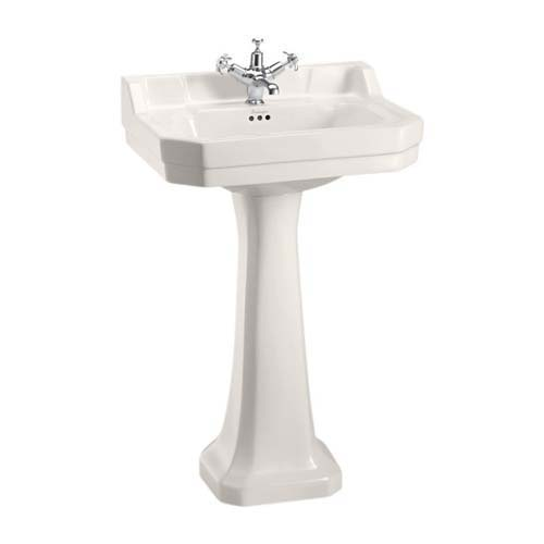 click on Edwardian Basin and Pedestal image to enlarge