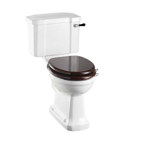 click on Rimless Slimline Close Coupled WC Suite image to enlarge