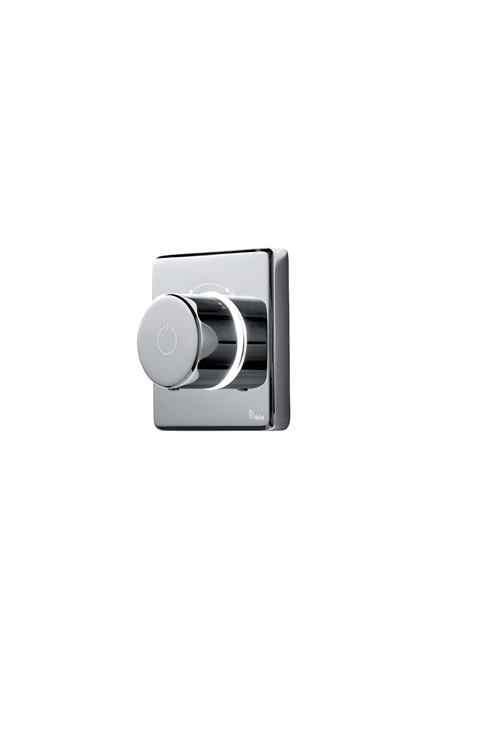 click on Single Outlet Digital Shower Valve image to enlarge