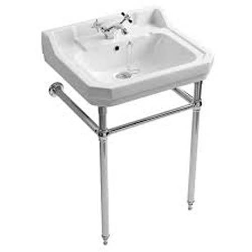 click on Chrome Washstand image to enlarge