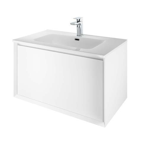 click on 81cm Wall Hung Vanity Unit image to enlarge