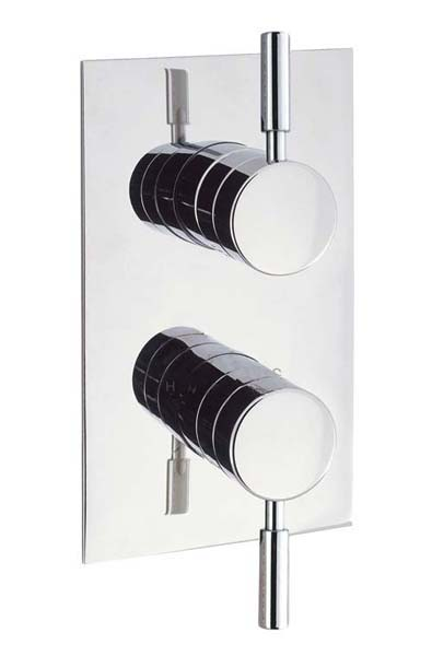 click on Dual Outlet Thermostatic Valve image to enlarge