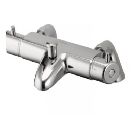 click on HiQu XT Thermostatic Bath Shower Mixer image to enlarge