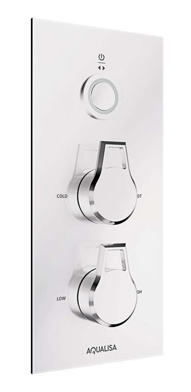 click on Infinia Concealed & Dual Outlet with Remote Control image to enlarge