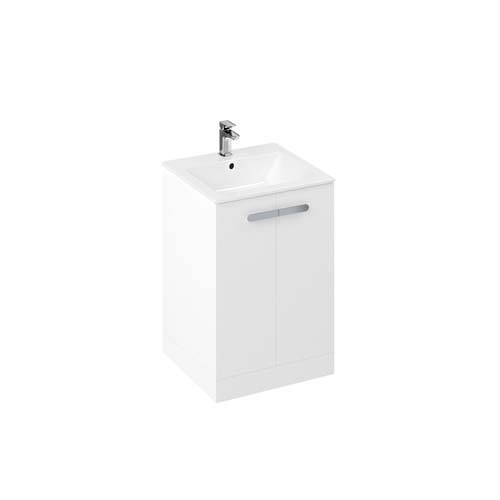 click on Floorstanding Vanity Unit for Countertop Basin image to enlarge