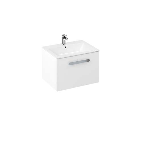 click on Wall Hung Vanity Unit for Countertop Basin image to enlarge