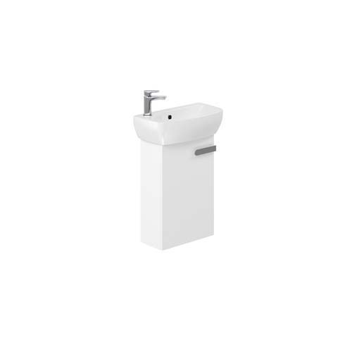 click on Wall Hung Vanity Unit for Cloakroom Basin image to enlarge