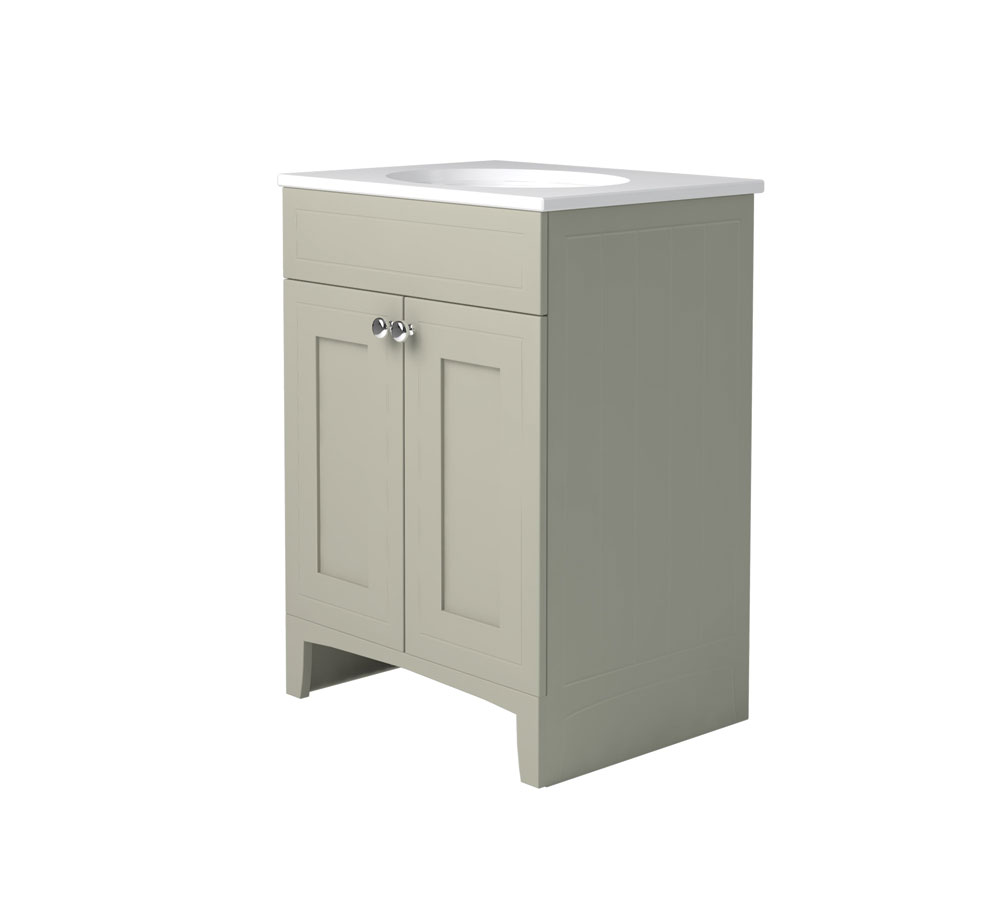 click on 50cm Floorstanding Vanity Unit image to enlarge