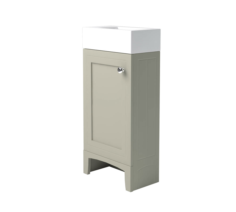 click on 40cm Floorstanding Vanity Unit image to enlarge