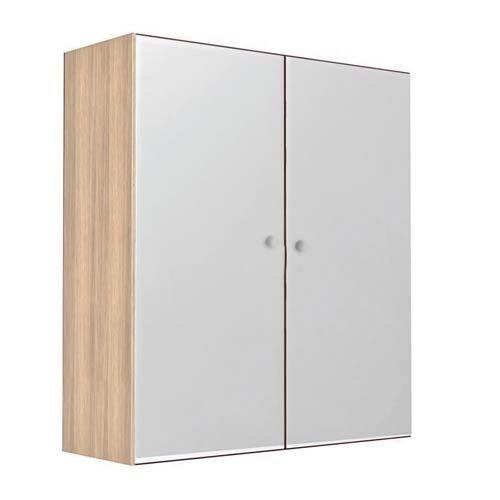 click on 60cm Double Door Mirror Cabinet image to enlarge
