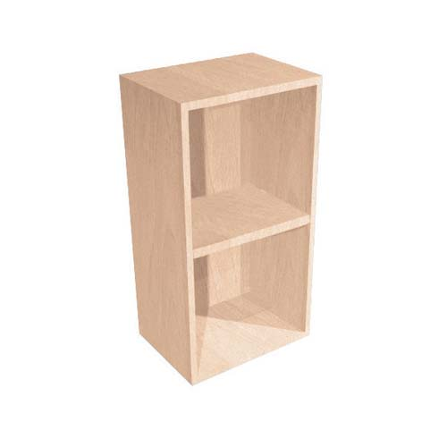 click on 20cm Open Shelf Wall Unit image to enlarge