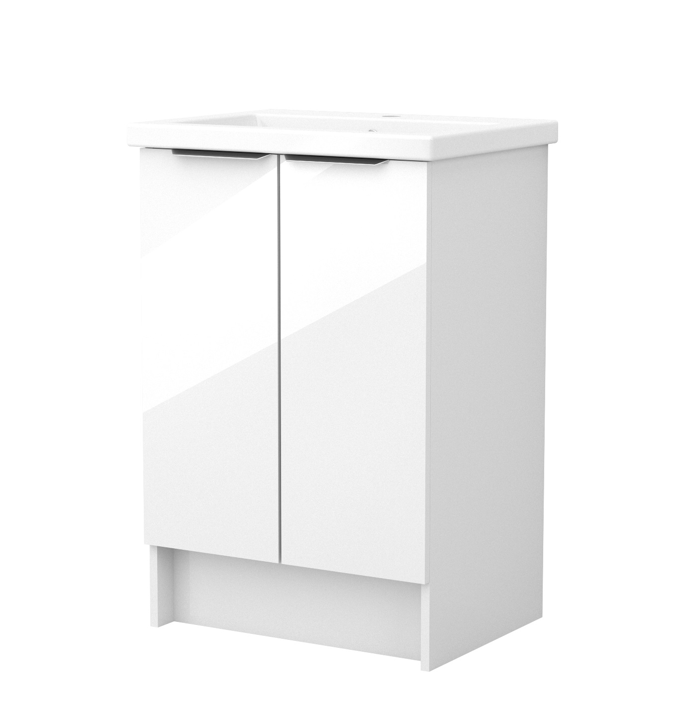 click on 60cm Floorstanding Double Door Unit image to enlarge