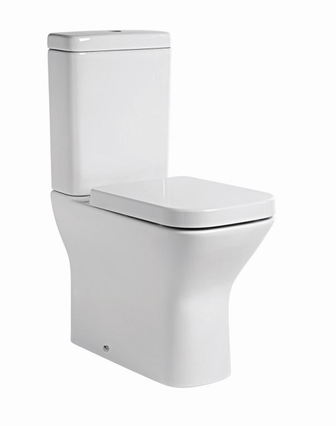 click on Comfort Height Close Coupled WC (fully back to wall) image to enlarge