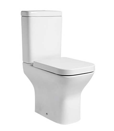 click on Comfort Height Close Coupled WC (open back) image to enlarge