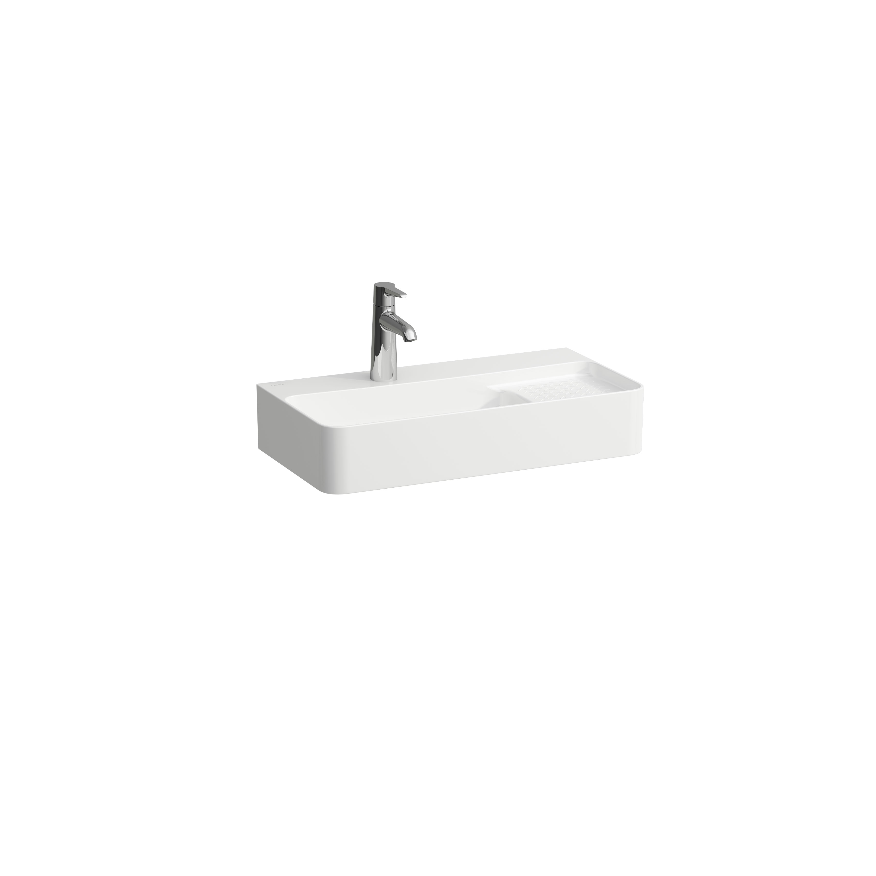 click on Compact Basin with Semi-Wet Area image to enlarge