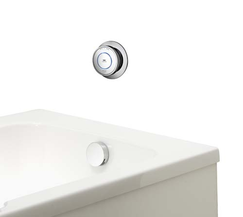 click on Bath Filler with Digital Control image to enlarge