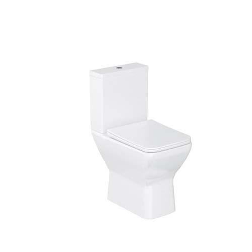 click on Square Rimless Close Coupled WC image to enlarge