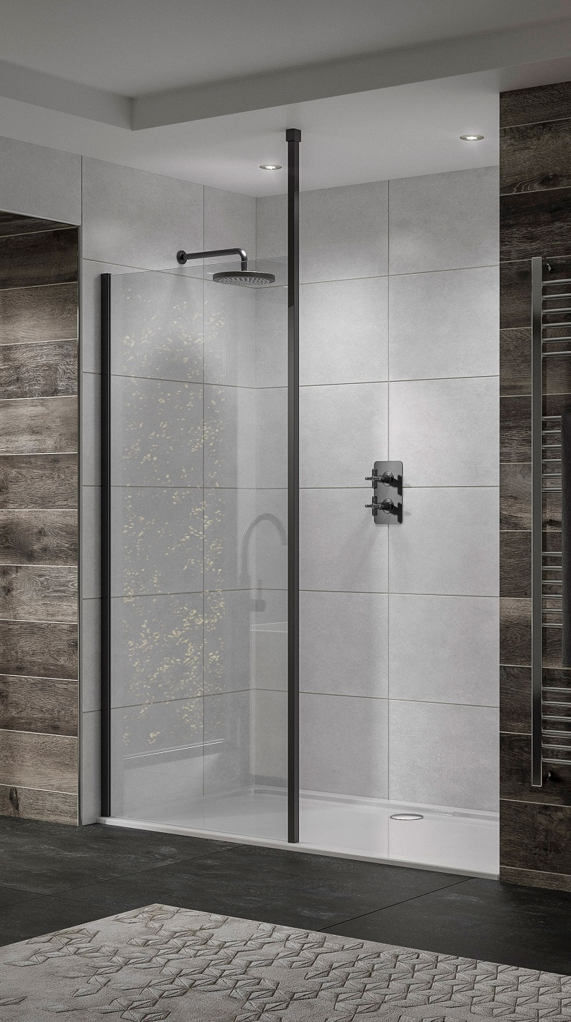click on Wetrooms - Black image to enlarge