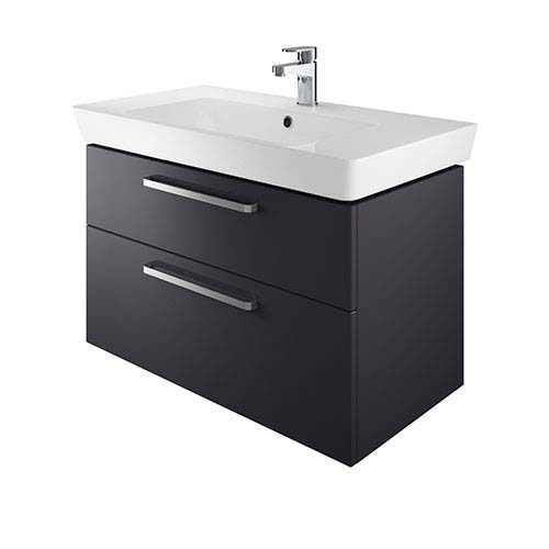 click on 80cm Wall Hung Vanity Unit image to enlarge