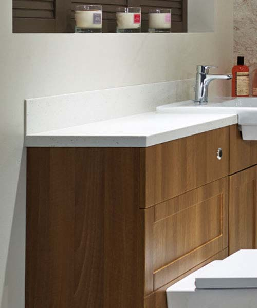 click on Solid Surface Worktop image to enlarge