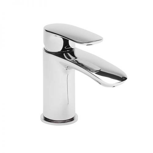 click on Basin mixer with click waste image to enlarge