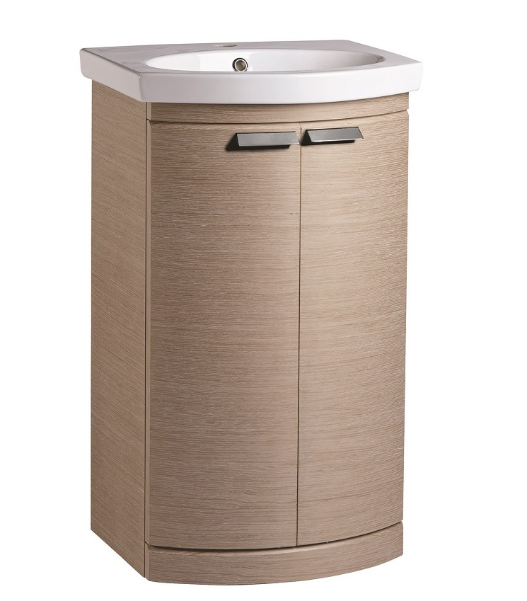 click on 50cm Floor Standing Vanity Unit image to enlarge