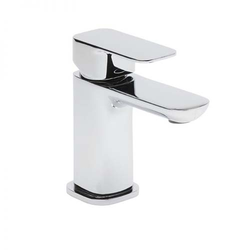click on Monobloc basin mixer with click waste image to enlarge