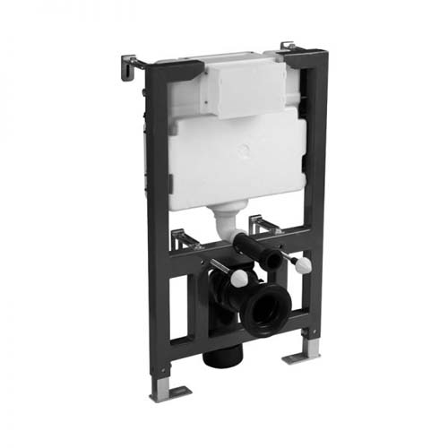 click on WC Frame for Wall Hung WC - 82cm image to enlarge