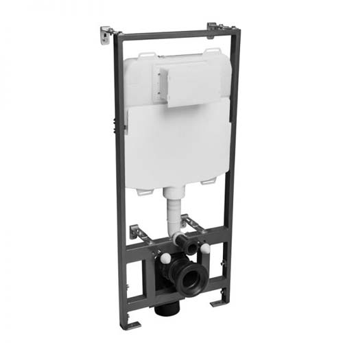 click on WC Frame for Wall Hung WC - 117cm image to enlarge
