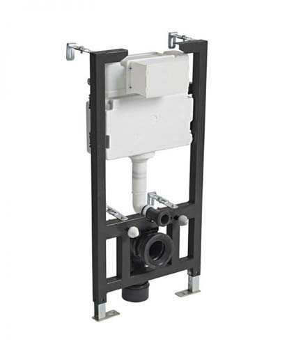 click on WC Frame for Wall Hung WC - 100cm image to enlarge