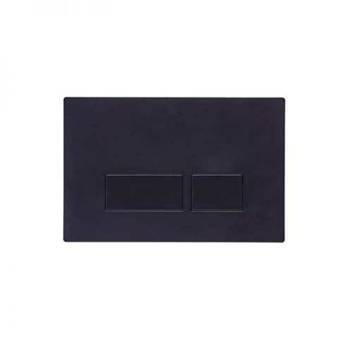 click on Square Flush Plate Black image to enlarge