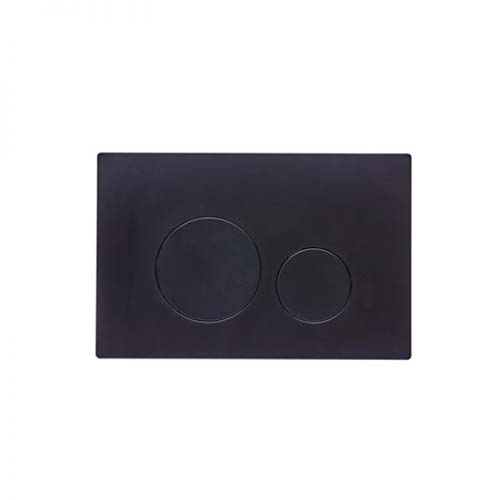 click on Round Flush Plate Black image to enlarge