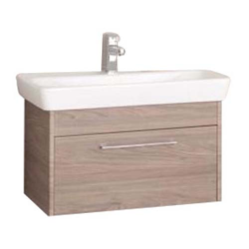 click on 80cm Basin Unit with One Drawer image to enlarge