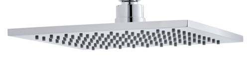 click on Modern Square Fixed Shower Head image to enlarge