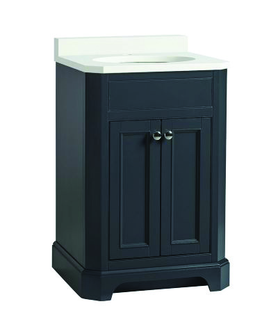 click on 60cm Vanity Unit with Countertop image to enlarge
