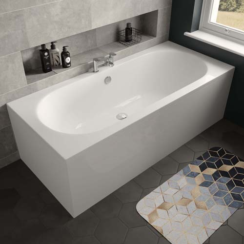 click on Magnus Double Ended Bath image to enlarge