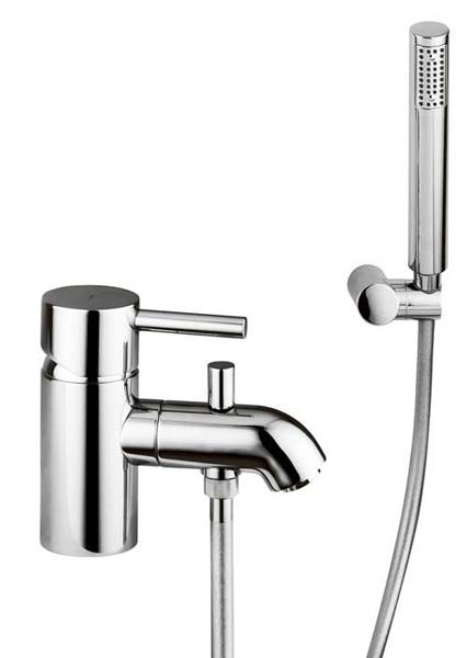 click on Monobloc Bath Shower Mixer image to enlarge