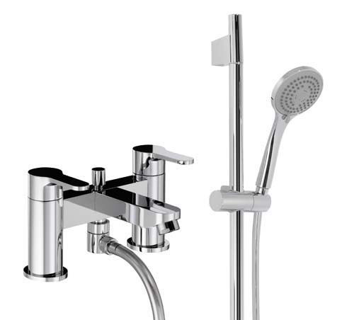 click on Deluxe Bath Shower Mixer image to enlarge
