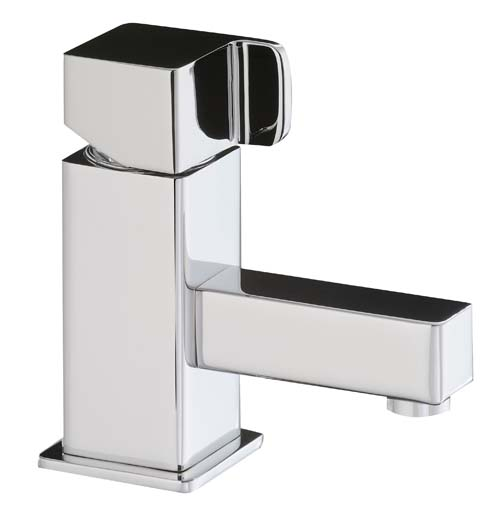 click on Mini Basin Monobloc Mixer image to enlarge