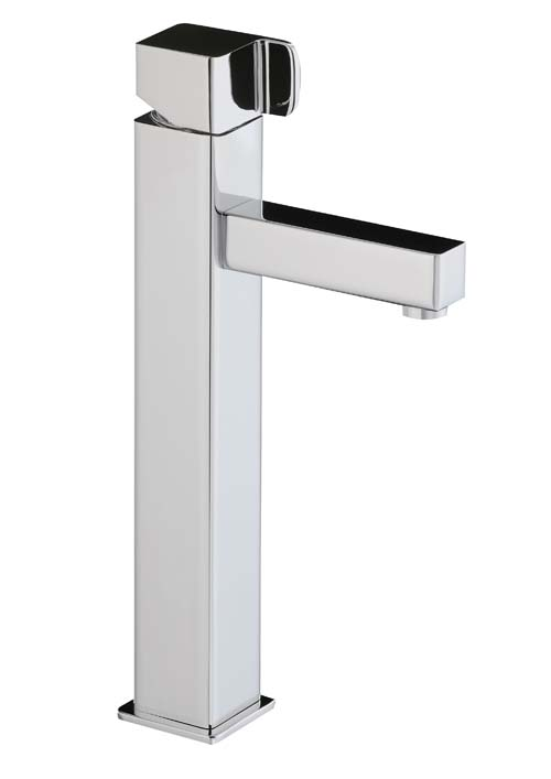 click on Tall Basin Monobloc Mixer image to enlarge