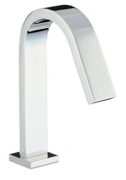 click on Square Deck Mounted Bath Spout image to enlarge
