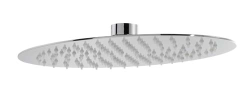 click on Oval Showerhead - 340mm x 220mm image to enlarge