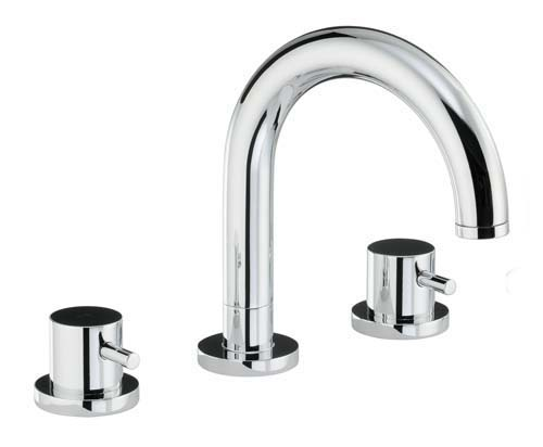 click on Thermostatic 3 Hole Bath Filler image to enlarge